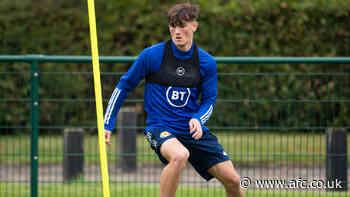 Calvin Named in Scotland U21 Squad - afc.co.uk