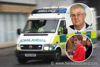 Wales joins Scotland in requesting military support amid ambulance 'crisis' - HeraldScotland