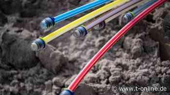 Gericht - Streit über Glasfaserausbau:Schlappe für Kartellamt