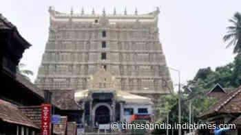 SC rejects Sree Padmanabha Swamy temple trust plea