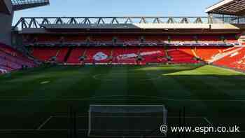 Liverpool's Anfield to be expanded to 61,000