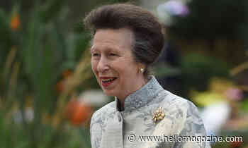 Princess Anne's royal visit to Paris next month revealed