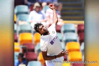 Sunrisers Hyderabad player T Natarajan tests positive for coronavirus - The News Minute