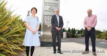 Newcastle Building Society and Sir Bobby Robson Foundation celebrate £3m funding landmark
