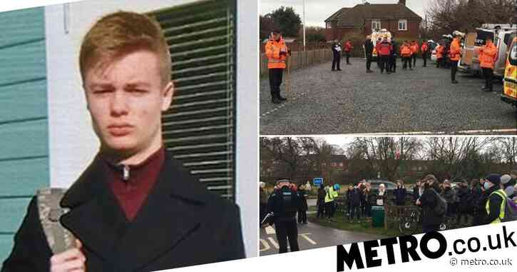 Pupil, 16, took own life after being 'egged on' by mates who said it was a joke