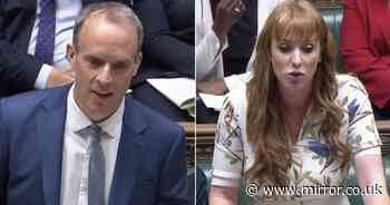 Angela Rayner blasts Raab over luxury holiday that'd cost poor Brits '50 days' work