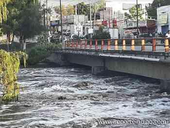 Turista muere ahogado al tratar de rescatar a su hijo en río de Hidalgo - Reporte Indigo