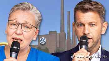 OB-Stichwahl in Wolfsburg: Weilmann oder Grothe – wer bekommt Chefsessel? - News38