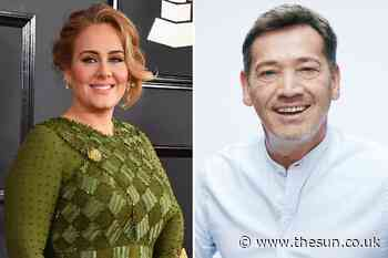 Inside Adele's varied inner circle from all walks of life as ex-Eastenders actor Sid Owen invites her to h... - The Sun