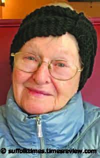 Katherine Adele Romano - The Suffolk Times - Suffolk Times
