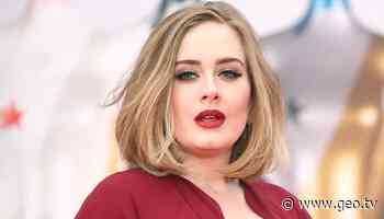 Adele gearing up for new Christmas comeback album - Geo News