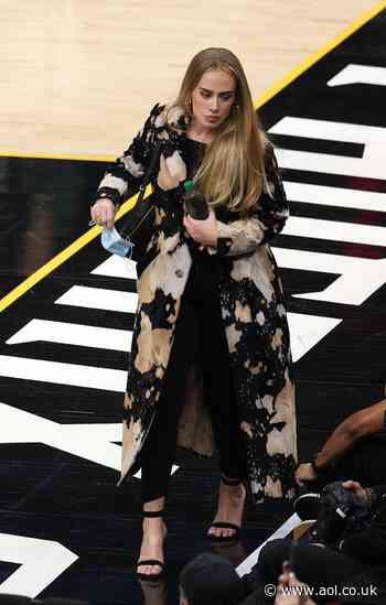Adele appears to confirm new romance - AOL UK