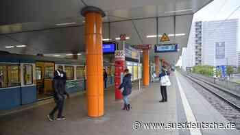 Raus aus der S-Bahn, rein in die U-Bahn - Süddeutsche Zeitung