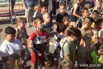 VIDEO. Jetonworp in beeld (Sint-Gillis-Waas) - Gazet van Antwerpen