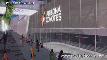 New Arizona Coyotes proposal features big plans for the team and Tempe - FOX 10 News Phoenix
