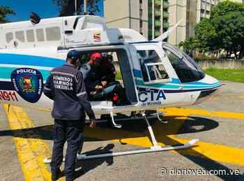 INEA continúa búsqueda de tripulantes de embarcación que zarpó de Higuerote - Diario Vea
