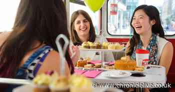 Macmillan Coffee Mornings around Newcastle where you can enjoy a cuppa and cake this week