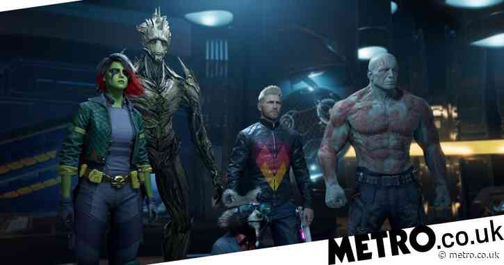 Guardians Of The Galaxy game hands-on preview and interview – I am Groot (and Mass Effect)