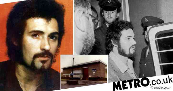 How the Yorkshire Ripper lived the 'life of Riley' in final years before he died