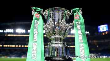 Carabao Cup third round: Chelsea, Arsenal, Spurs in action
