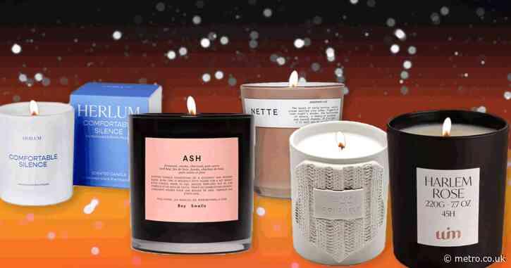The best candles to snuggle up with this autumn – from niche brands