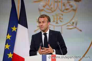 "France's Macron expects Biden's ""clarifications"" on sub spat"