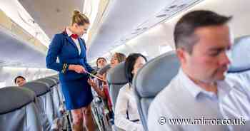Flight attendant uses codewords to talk about passengers with them knowing