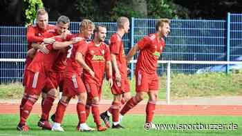 Jubel auf der einen, Sorgen auf der anderen Seite: VfL Bergen schlägt Doberaner FC - Sportbuzzer