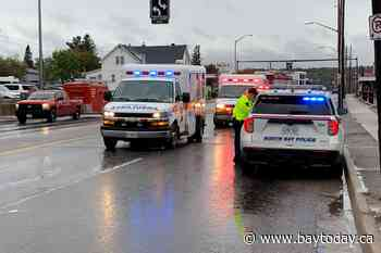 Injuries involved during Wednesday morning Algonquin Avenue accident