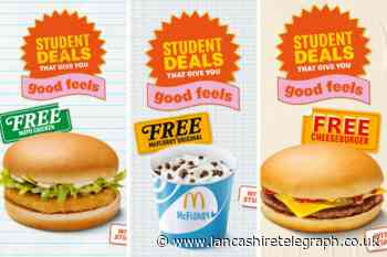 McDonald's: How to get free Cheeseburger, Mayo Chicken or McFlurry on delivery
