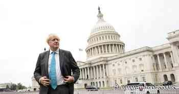 Boris Johnson tells angry Macron 'donnez-moi un break!' over French fury at submarine pact
