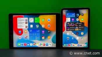 iPad Mini 2021 and 9th-gen iPad, compared     - CNET