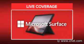 Microsoft's Surface event is today. How to watch the announcements live     - CNET