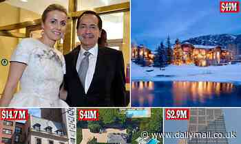 Billionaire John Paulson, who made $20B on 2008 housing crash, to divorce wife without prenup