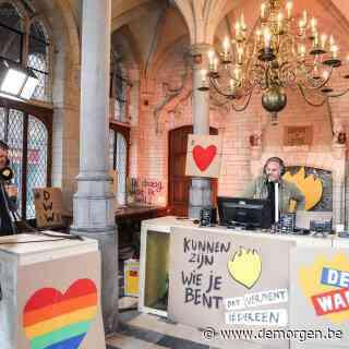'Peter Van de Veire en ik? Dat gaat goed werken': Stubru-dj Fien Germijns over De Warmste Week