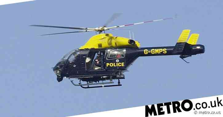 Police get sassy over complaints about helicopter noise while chasing suspects