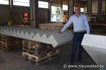 """Nieuw bedrijf Concreate specialiseert zich in prefab beton: """"Snelheid is het grote voordeel"""""""