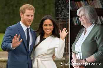 Ann Widdecombe slams Prince Harry and Meghan Markle