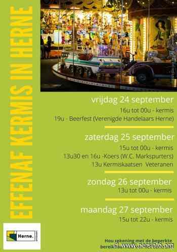 Weer kermis in Herne - Persinfo.org