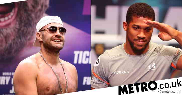 Anthony Joshua's bout with Tyson Fury will happen if both boxers win their next fights, says Frank Warren
