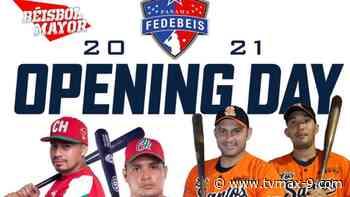 Béisbol Mayor: Con el partido Chiriquí-Los Santos se inaugura el Campeonato Nacional Mayor - TVMAX Panamá