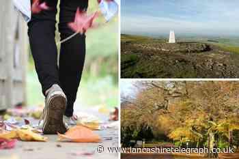 Five autumnal East Lancashire walking routes