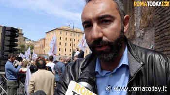 Regione Lazio: Barillari si presenta senza green pass e resta fuori dall'aula