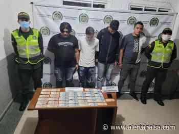 Capturados cuatro presuntos asaltantes de un bus en Santa Elena - Alerta Paisa