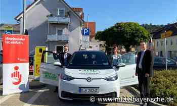 Neues E-Fahrzeug für Regenstauf - Mittelbayerische