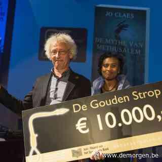 Vlaamse uitgevers mogen niet langer deelnemen aan thrillerprijs De Gouden Strop