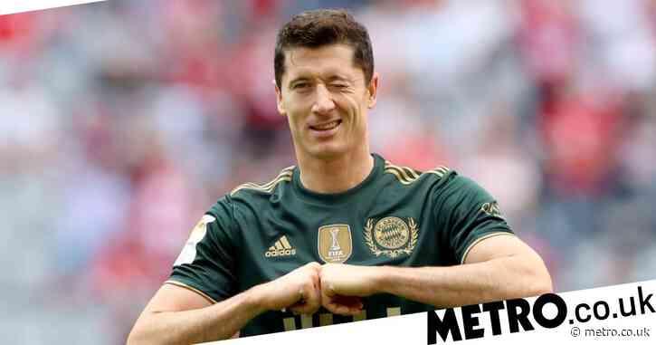 Robert Lewandowski dismisses prospect of Bayern Munich exit as he predicts glorious future