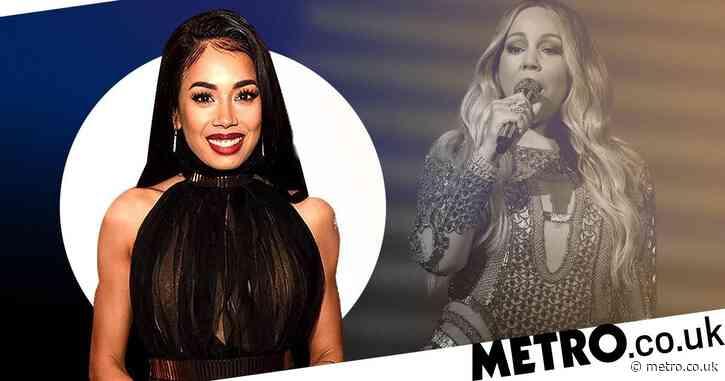 Former Sugababe Jade Ewen will play Mariah Carey in Netflix drama Luis Miguel