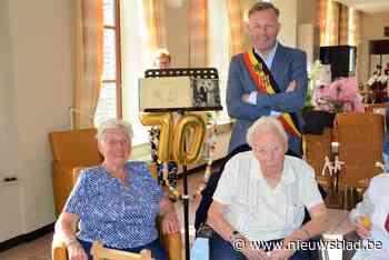 Jacques en Andrée vieren zeventigste huwelijksverjaardag