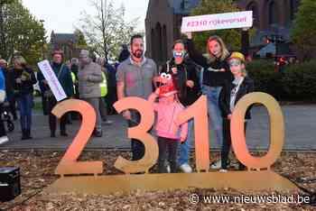 Gemeente viert opnieuw 2310-dag